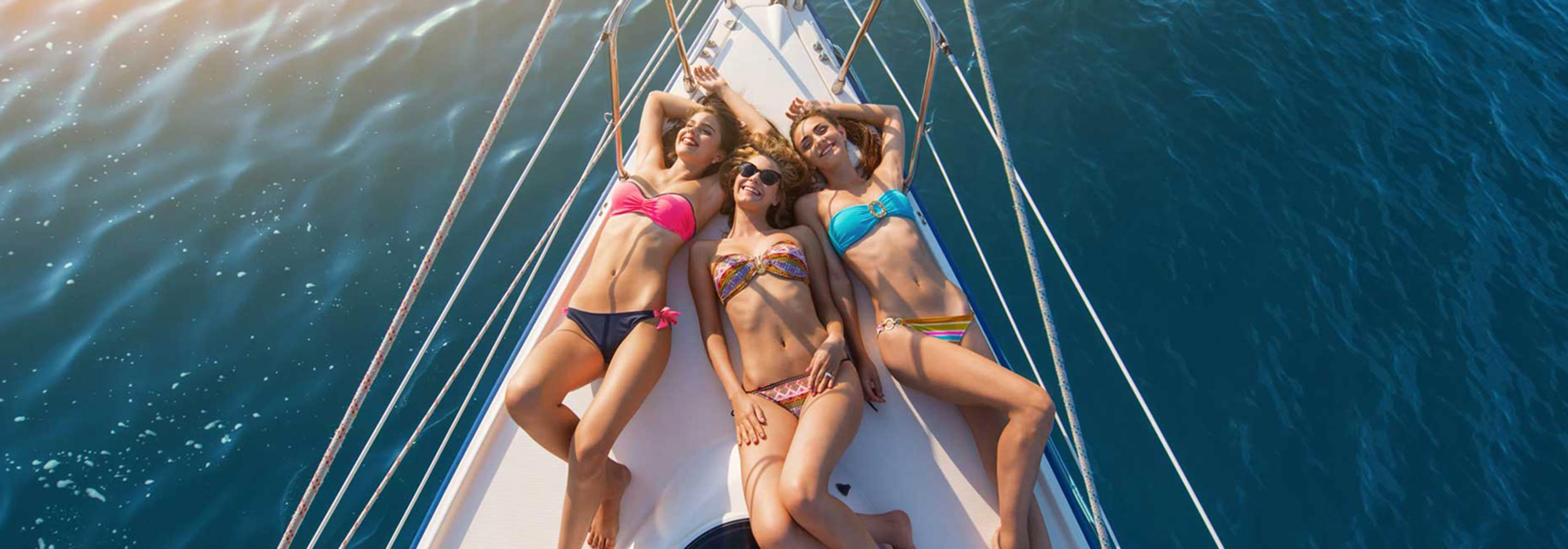 fiestas y despedidas en barco